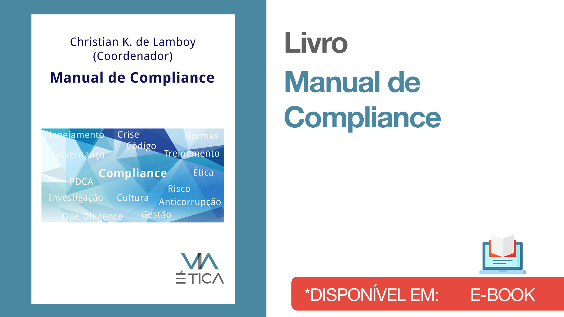 Livro Manual de Compliance E-book