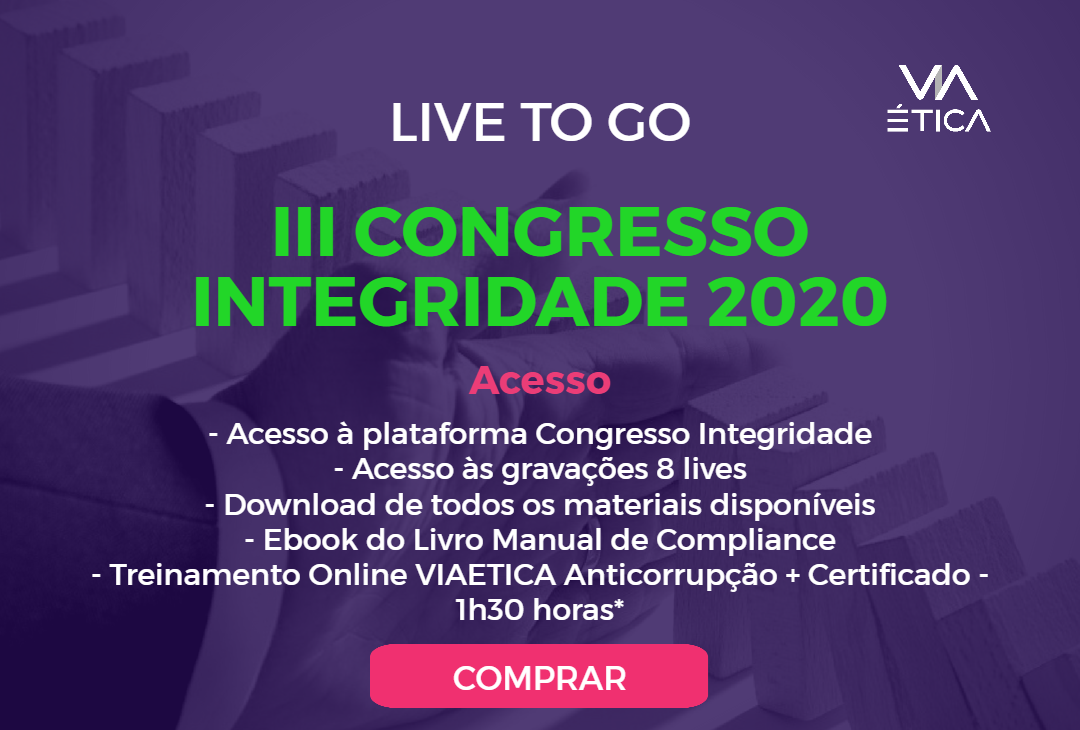III Congresso Integridade 2020 - Acesso